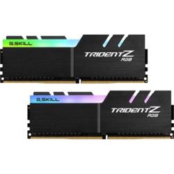 Trident Z RGB DDR4 16GB (2x8GB) 4400MHz CL18 1.40V, Kit Dual Channel