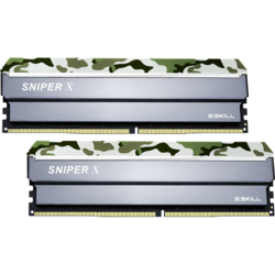 Sniper X 16GB (2x8GB) DDR4 3200MHz, CL16, 1.35V, Kit Dual Channel
