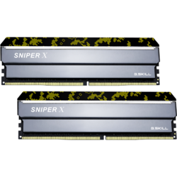 Sniper X 32GB (2x16GB) DDR4 3200MHz, CL16, 1.35V, Kit Dual Channel