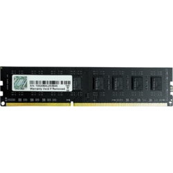 4 GB DDR3, 1600MHz, CL11 1.5V