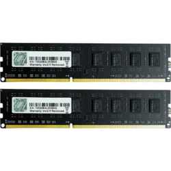 8GB DDR3 1333MHz, CL9, 1.50V, Kit Dual Channel