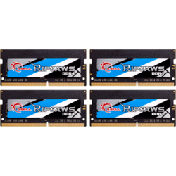 Ripjaws 32GB (4x8GB) DDR4 3800MHz, CL18, 1.35V, Kit Quad Channel