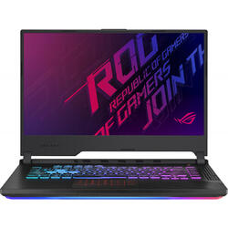 ROG Strix G G531GU, 15.6 FHD 1920x1080, Core i7 9750H, 16 GB, 512 GB, GeForce GTX 1660 Ti 6 GB, No OS, Black