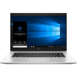 EliteBook 1050 G1, 15.6 inch UHD 3840 x 2160, Intel Core i5-8400H, 16GB DDR4, 512GB SSD, GeForce GTX 1050 4GB, Win 10 Pro, Silver