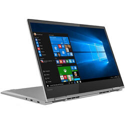 Yoga 730, 13.3 inch UHD 3840 x 2160 IPS Touch, Intel Core i7-8550U, 8GB DDR4, 512GB SSD, GMA UHD 620, Win 10 Home, Platinum, Bluetooth Active Pen