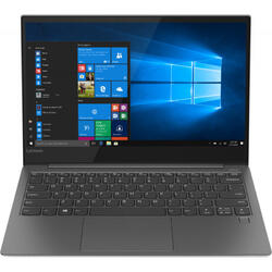 YOGA S730, 13.3 inch FHD IPS 1920 x 1080, Intel Core i7-8565U, 16GB, 512GB SSD, GMA UHD 620, Win 10 Home, Iron Grey