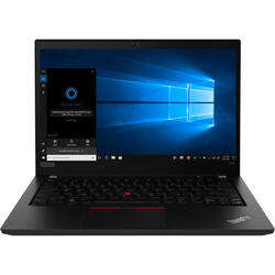 ThinkPad T490, 14 inch FHD IPS, Procesor Intel® Core™ i7-8565U (8M Cache, up to 4.60 GHz), 16GB DDR4, 512GB SSD, GMA UHD 620, 4G LTE, Win 10 Pro, Black