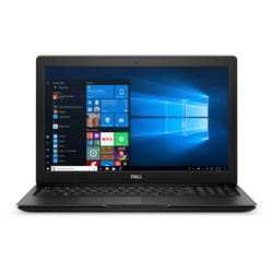 "Latitude 3500, Intel Core i5-8265U, 15.6"" FHD, 8GB, 256GB SSD, Intel UHD Graphics 620, Win10 Pro, Negru"