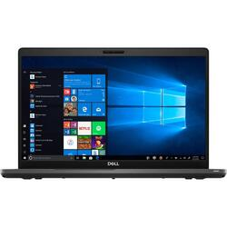Latitude 5500, 15.6 FHD, Intel Core i5-8365U, 512GB SSD, 16GB, Win10 Pro, Black