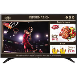 Smart TV 55 LV640S 139cm Full HD Black