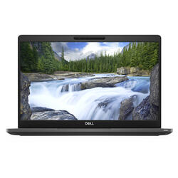 "Latitude 5300, Intel Core i7-8665U, 13.3"" FHD, 16GB, 512GB SSD, Intel UHD Graphics 620, Win10 Pro, Negru"