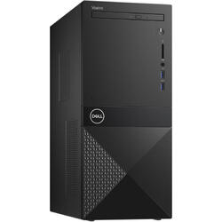 Vostro 3670 MT, Intel Core i5-9400, 8GB DDR4, 256GB SSD, GMA UHD 630, Linux