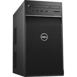 Precision 3630, Intel Core i7-9700, 16GB, 512GB SSD + 2TB, Nvidia Quadro RTX 4000 8GB, Windows 10 Pro, Black