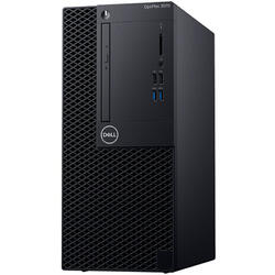 OptiPlex 3070 MT, Intel Core i3-9100, 8GB DDR4, 1TB SSD, GMA UHD 630, Win 10 Pro, Black