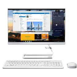 "IdeaCentre A340-22IWL, 22"" FHD, Intel Core i3-8145U, 4GB DDR4, 1TB HDD + 128GB SSD, GMA UHD 620, FreeDos"