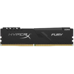 HyperX Fury Black 16GB DDR4 2400MHz CL15