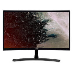 Gaming ED242QRABIDPX, Curbat, 23.6 inch FHD, 4 ms, Black, 144Hz
