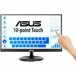 VT229H, 21.5 inch FHD Touchscreen, 5 ms, Black