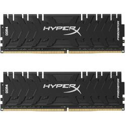 HyperX Predator Black 32GB DDR4 3333MHz CL16 Kit Dual Channel