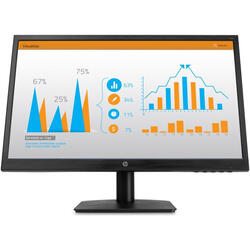 N223, 21.5 inch FHD, 5 ms, Black, 60 Hz