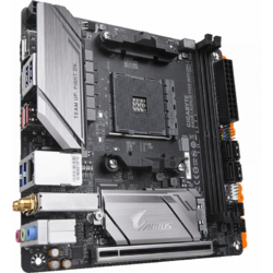 AORUS B450 I PRO WIFI, Socket AM4, mITX