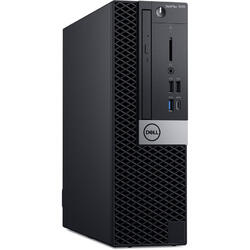 OptiPlex 7070 SFF, Intel Core i5-9500, 16GB, 256GB SSD, GMA UHD 630, Win 10 Pro