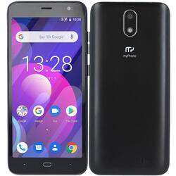 Fun7, 5.4 inch, Quad Core, 16GB, 2GB RAM, Dual SIM, 4G, Black