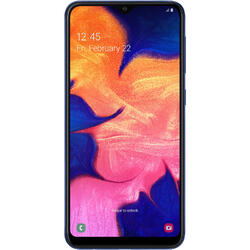 Galaxy A10 (2019), 6.2 inch IPS, Octa Core, 32GB, 2GB RAM, Dual SIM, 4G, Blue