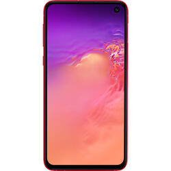 Galaxy S10e, 5.8 inch Dynamic AMOLED, Octa Core, 128GB, 6GB RAM, Dual SIM, 4G, 3-Camere, Red