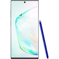 Galaxy Note 10 Plus, 6.8 inch Dynamic AMOLED, Octa Core, 512GB, 12GB RAM, Dual SIM, 4G, 5-Camere, Aura Glow