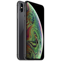 IPHONE XS MAX, 6.5 inch Super OLED, Hexa Core, 64GB, 4 GB RAM, SPACE GREY