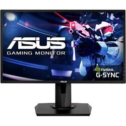 VG248QG Gaming, 24 inch FHD, 0.5ms, Black, 165Hz, G-Sync