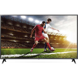 Smart TV 49UU640C, 125cm, Ultra HD 4K, Black