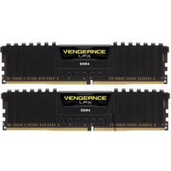 Vengeance LPX Black 16GB DDR4 2933MHz CL16 Dual Channel Kit