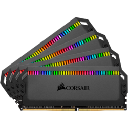 Dominator Platinum RGB 64GB DDR4 3200MHz CL16 Quad Channel Kit