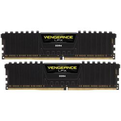 Vengeance LPX Black 16GB DDR4 4500MHz CL19 Dual Channel Kit