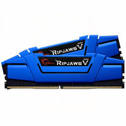 Ripjaws V 16GB DDR4 2400MHz CL15 1.2v Dual Channel Kit