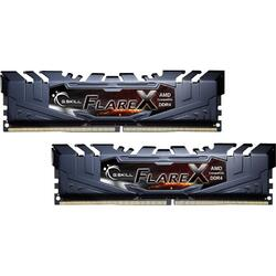 Flare X (for AMD) 32GB DDR4 3200 MHz CL14 1.35v Dual Channel Kit