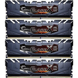 Flare X (for AMD) 32GB DDR4 3200 MHz CL16 1.35v Quad Channel Kit