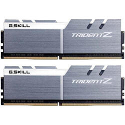 Trident Z Silver 16GB DDR4 3733MHz CL17 1.35v Dual Channel Kit