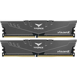 T-Force Vulcan Z Grey 16GB DDR4 3200MHz CL16 Dual Channel kit