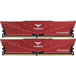 T-Force Vulcan Z Red 16GB DDR4 3200MHz CL16 Dual Channel kit