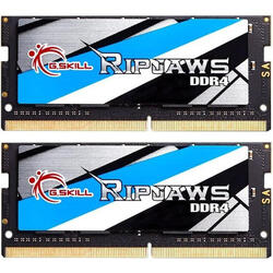 Ripjaws 32GB, DDR4, 3200MHz, CL18, 1.2v , Dual Channel Kit