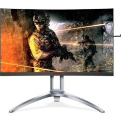 Gaming AG273QCX 27 inch Curbat 2K 1 ms Black-Grey FreeSync 144Hz
