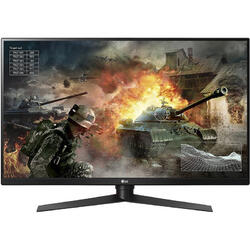 Gaming 32GK850G-B 31.5 inch 2K 5 ms Black G-Sync 144Hz