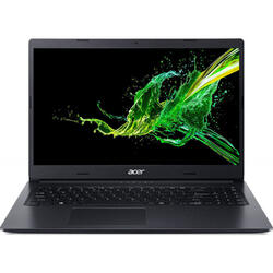 Aspire 3 A315-55G, 15.6'' FHD, Intel Core i3-10110U, 4GB DDR4, 256GB SSD, GeForce MX230 2GB, Linux, Black