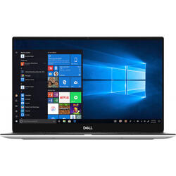 New XPS 13 (9380), 13.3'' UHD 4K InfinityEdge, Intel Core i7-8665U, 16GB, 512GB SSD, GMA UHD 620, Win 10 Pro, Silver, 3Yr On-site
