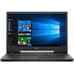 Inspiron G7 7790, 17.3'' FHD IPS, Intel Core i7-9880H, 16GB DDR4, 512GB SSD, GeForce RTX 2080 6GB, Win 10 Home, Black, 3Yr CIS