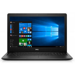 Inspiron 3593, 15.6'' FHD, Intel Core i5-1035G1, 8GB DDR4, 256GB SSD, GeForce MX 230 2GB, Win 10 Home, Black, 2Yr CIS