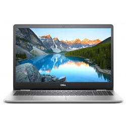 Inspiron 15 5593, 15.6'' FHD, Intel Core i7-1065G7, 16GB DDR4, 512GB SSD, Intel Iris Plus Graphic, Linux, Platinum Silver, 3Yr CIS